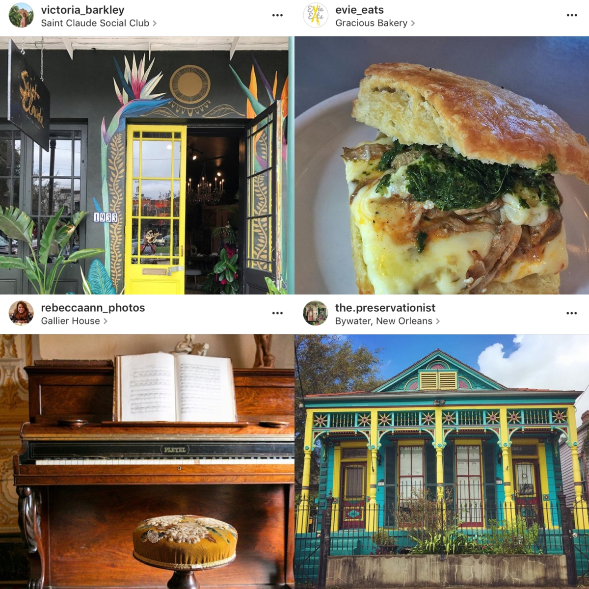 15 Underrated New Orleans Instagram Accounts