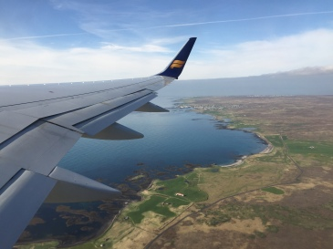 icelandair plane over iceland ultimate in flight folktronica playlist for long flights
