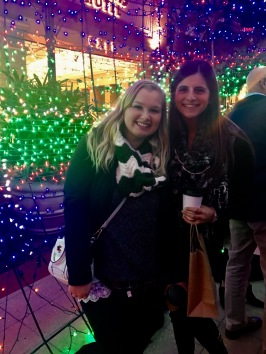 Ohh Caroline Blog, Friends at Miracle on Fulton Street in New Orleans.