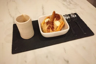 tiramisu affogato ice cream drip espresso new orleans best frozen dessert treats