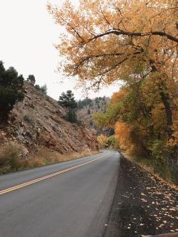 denver autumn drive
